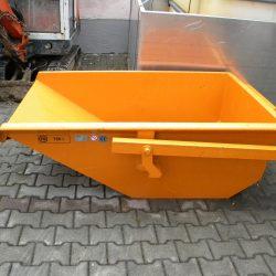 Leihcontainer von Installateur-Notdienst Permetinger in Salzburg und Tirol