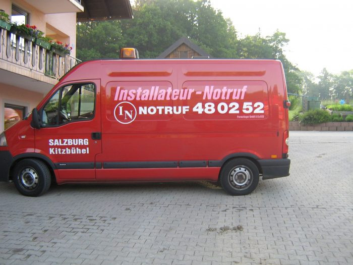 Installateur-Notdienst Permetinger in Salzburg und Tirol