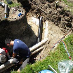 Rohrsanierung durch Installateur-Notdienst Permetinger in Salzburg und Tirol